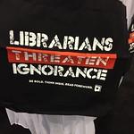 Librarians Threaten Ignorance