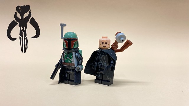 """""""Boba Fett""""  Already i can't believe he is back 😍😍. Here is my figbar to the """"new"""" Boba Fett."""