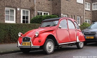 Citroën 2CV 1982 | by XBXG