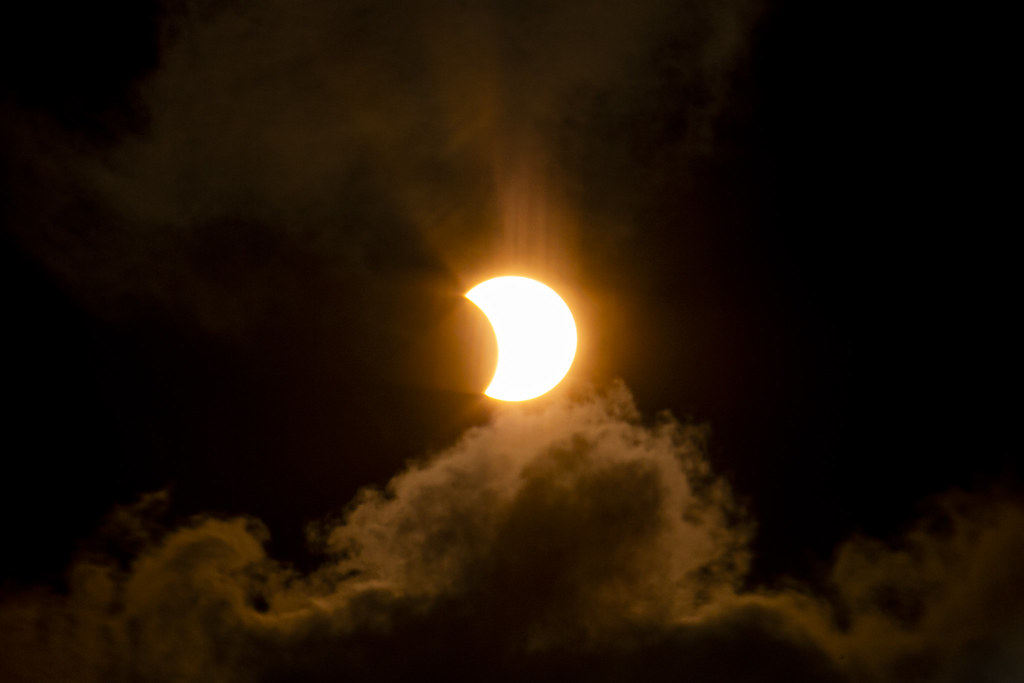 Total Solar Eclipse - December 14th, 2020
