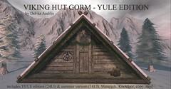 Viking Hut Gorm - Yule Edition