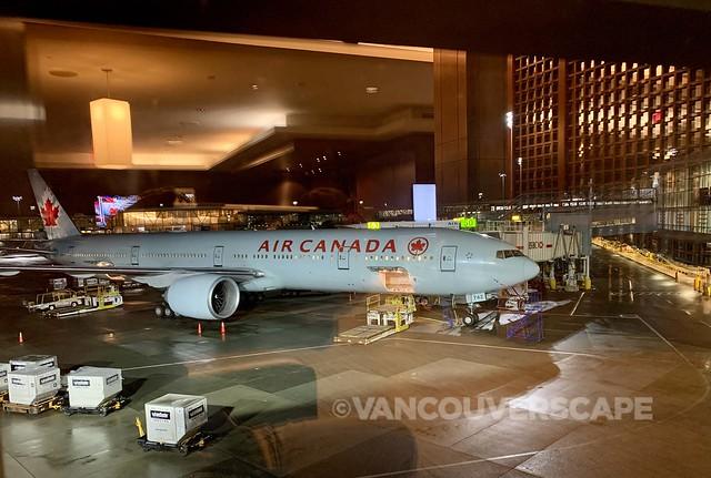 Air Canada YVR > AUA-2