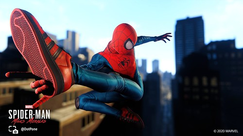 Share of the Week - Marvel's Spider-Man: Miles Morales | by PlayStation.Blog