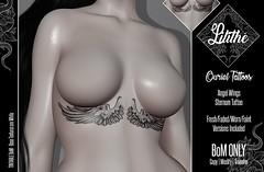 Lilithe'// Ouriel Tattoos @ SATURNALIA