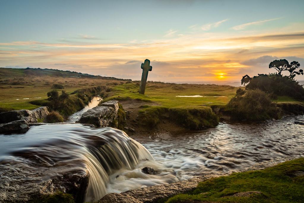 Windy Post, Dartmoor National Park