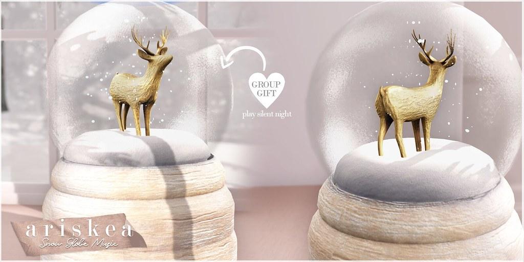 Ariskea – Group gift reward – Mainstore