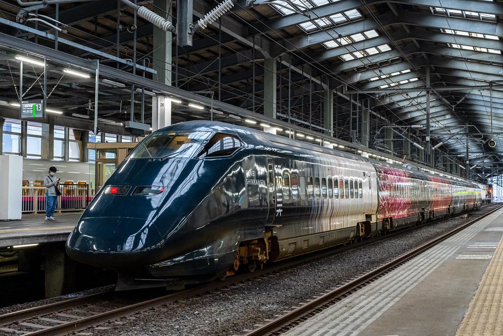 現美新幹線 引退した世界最速の美術館