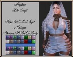 Mayhem Lita Dress AD