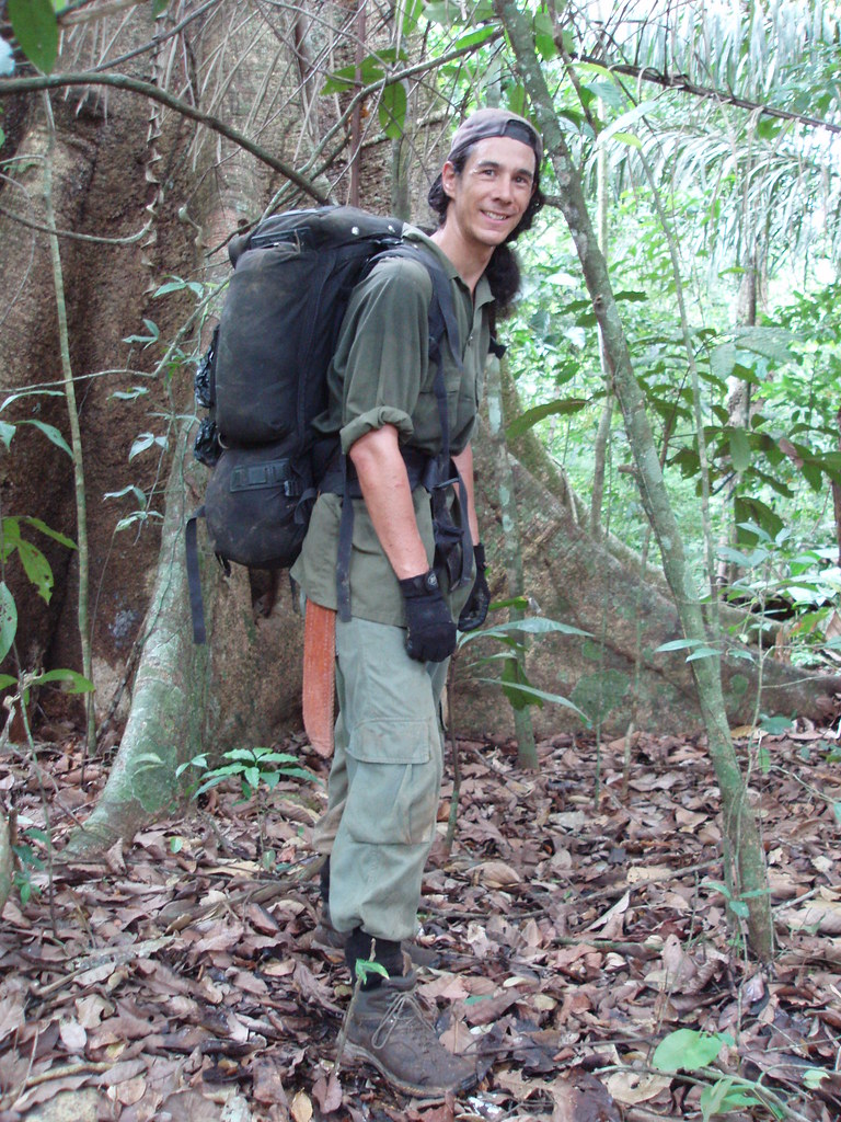 3 week trek in the Amazon rainforest of Bolivia