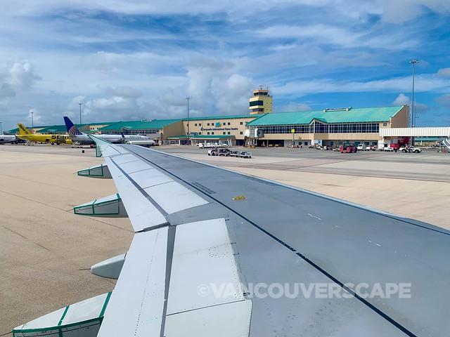 Air Canada YVR > AUA-9