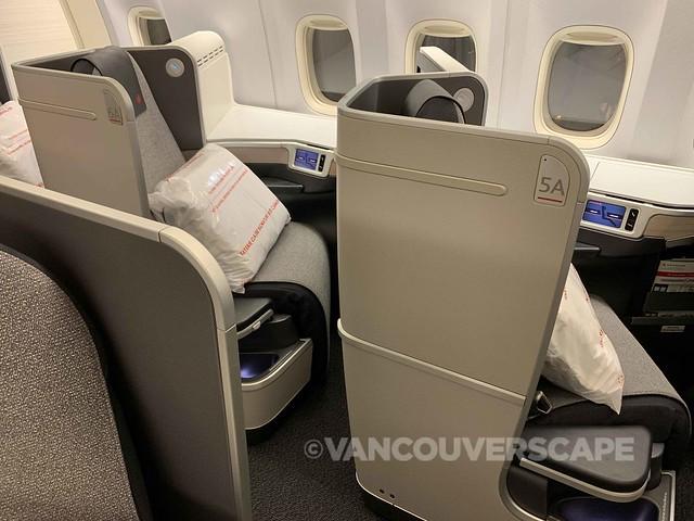 Air Canada YVR > AUA-8