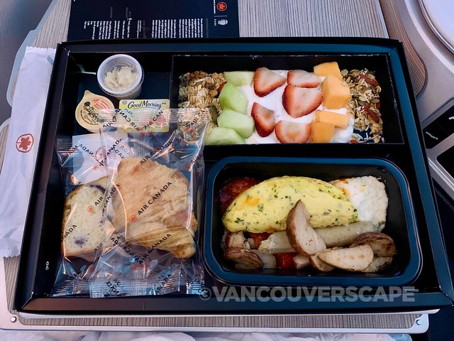 Air Canada YVR > AUA-7