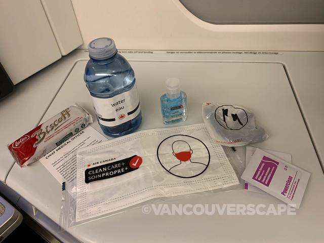 Air Canada YVR > AUA-3