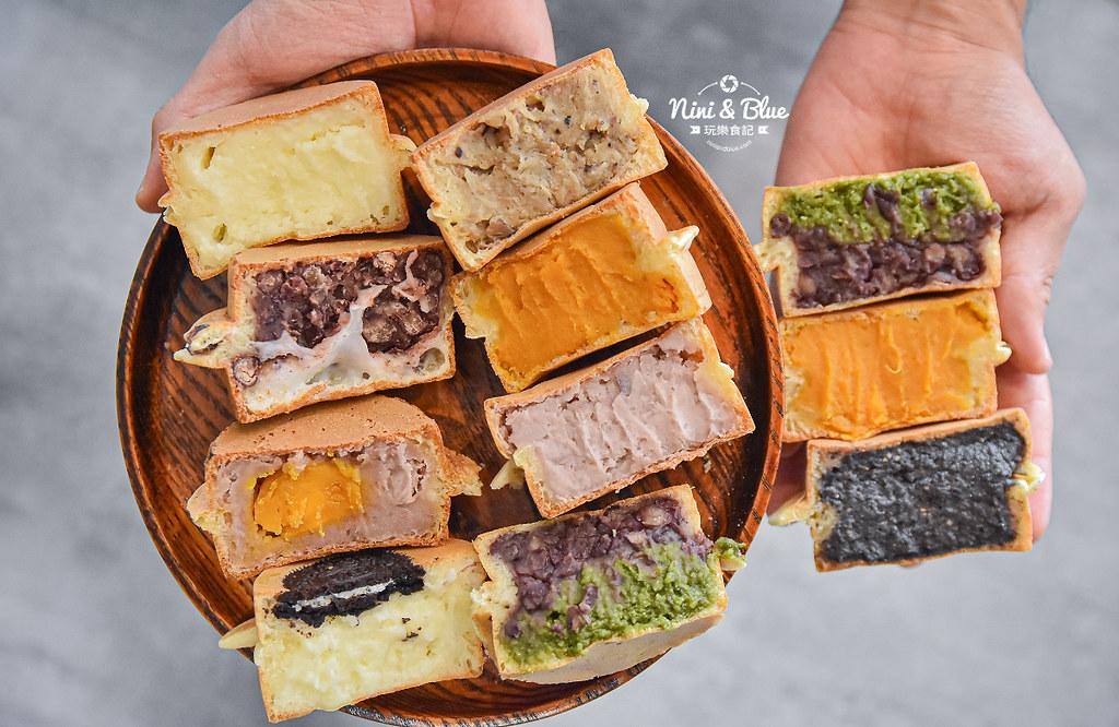 青田九號豆製所 菜單車輪餅紅豆餅36