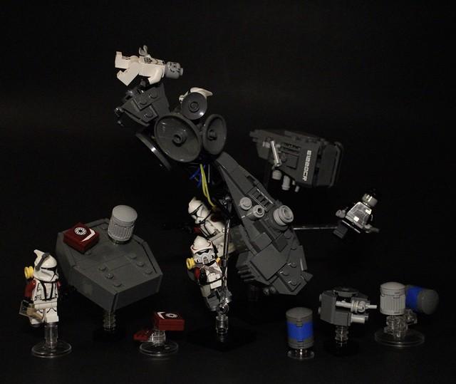 Mission 19.1: Lost in the Dark (Story in Progress)