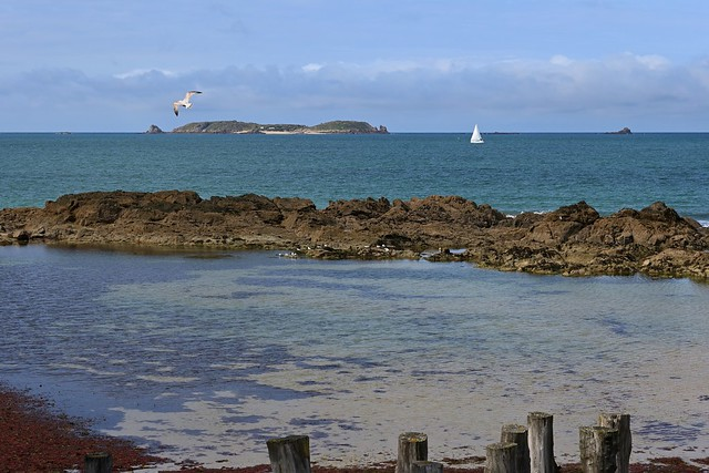 Saint-Malo / Beyond the rocks