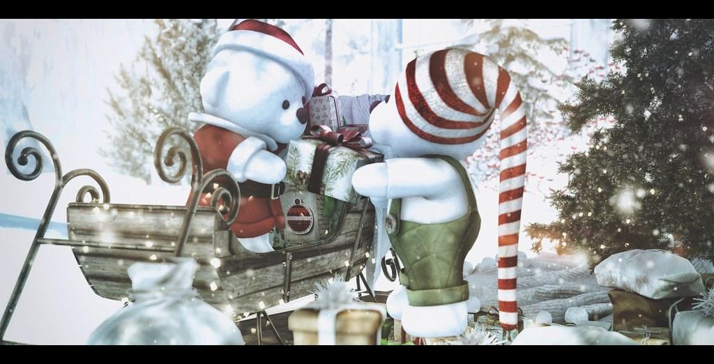 Santa's Helpers.