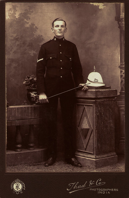 Lance Corporal of the Prince of Wales's Volunteers (South Lancashire Regiment) , India - 20JP