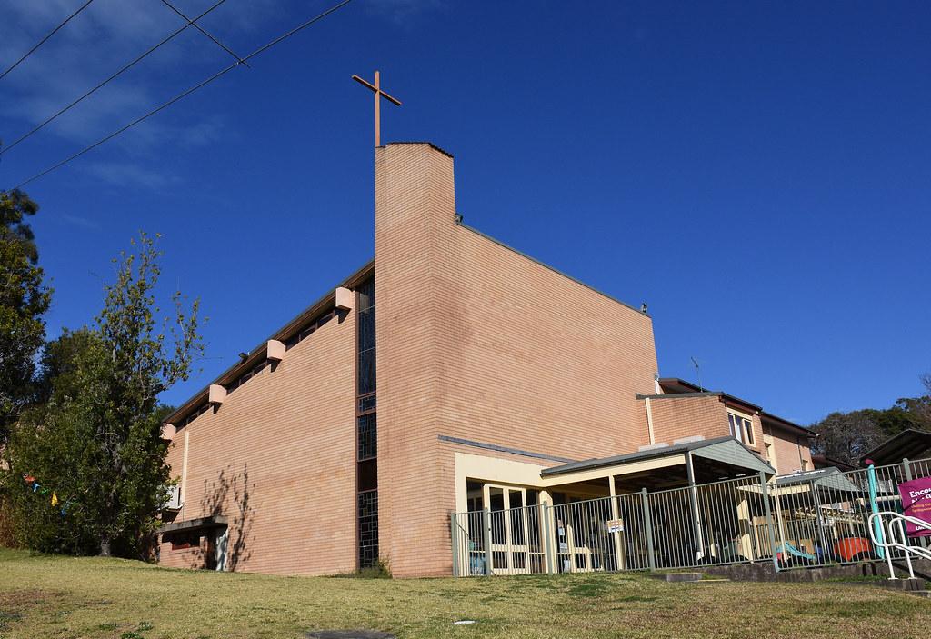 Uniting Church, Springwood, NSW.