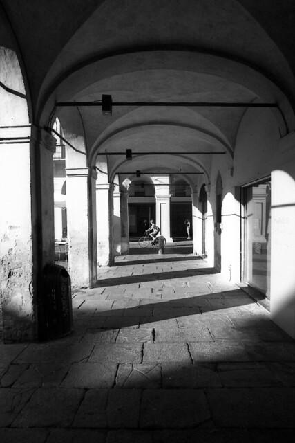 Sunday morning - Reggio Emilia -  June 2019