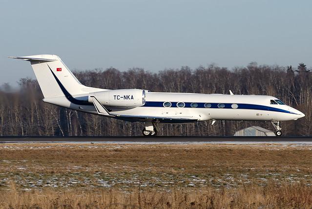 TC-NKA Gulfstream Aerospace G-IV-X Gulfstream G450