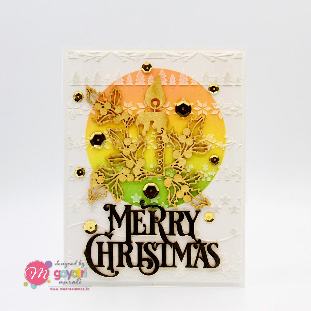 Merry Christmas card #1