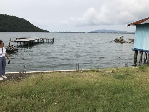 Mogelijke landingsplaats Japanse troepen, Tanah Hitam, Jayapura.