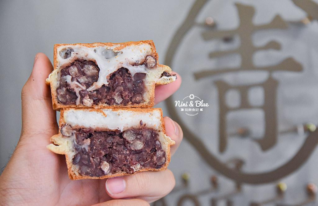 青田九號豆製所 菜單車輪餅紅豆餅17