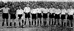 Temporada 1943/44: formación del Racing de Santander