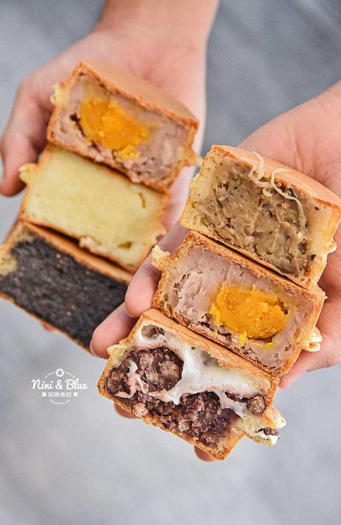 青田九號豆製所 菜單車輪餅紅豆餅20