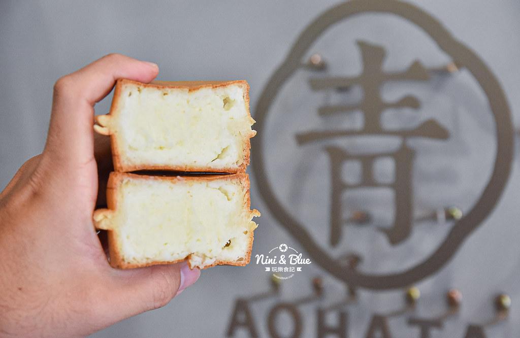 青田九號豆製所 菜單車輪餅紅豆餅16