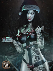 Wicca's Originals @ SL Holiday Hop & Shop // December 2020