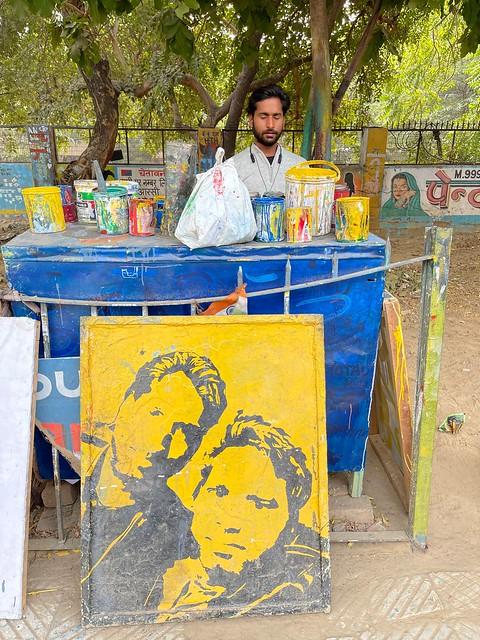 Mission Delhi - Sarju Gihara, Mehrauli Road