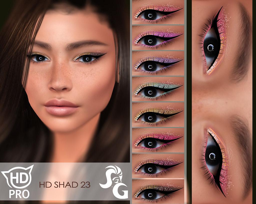Catwa HD Shadow 23 @ Dubai