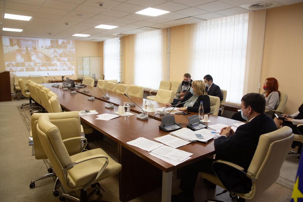15.12.2020 Ședința Comisiei de control al finanțelor publice