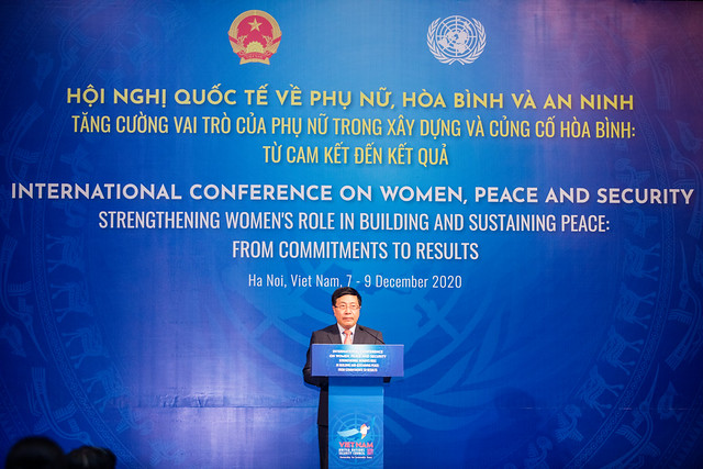 International Conference on Women, Peace and Security