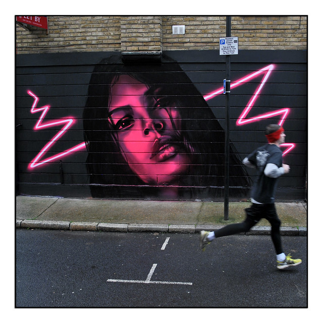 LONDON STREET ART by DAVID SPEED