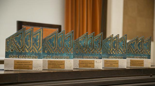 ICADE Asociación Profesional entrega sus premios anuales