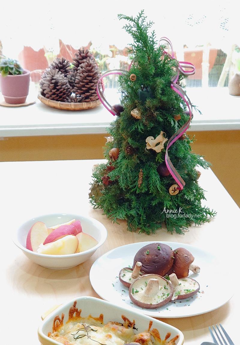 聖誕樹桌上裝飾