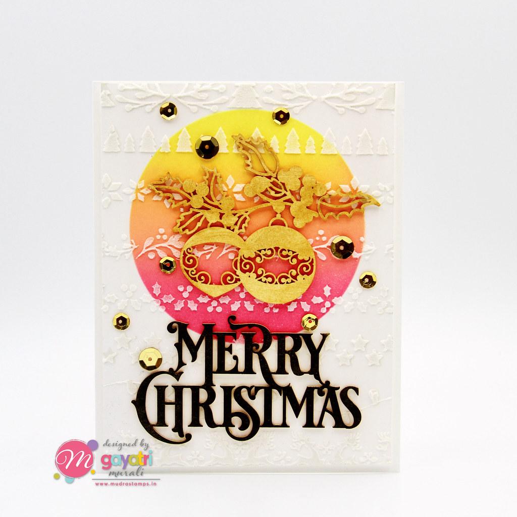 Merry Christmas card #2