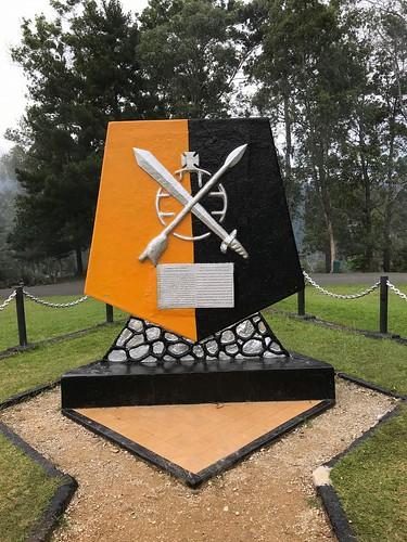 MacArthur Monument, Ifar Guning, Sentani, Papua