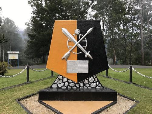MacArthur Monument, Ifar Gunung, Sentani, Papua