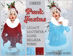 Christmas Song By Punk JUSTUS