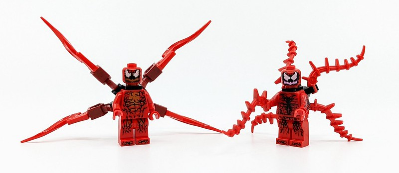 76173: Spider-Man & Ghost Rider Vs Carnage Set Review
