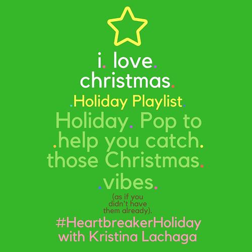 i love christmas: #HeartbreakerHoliday Playlist