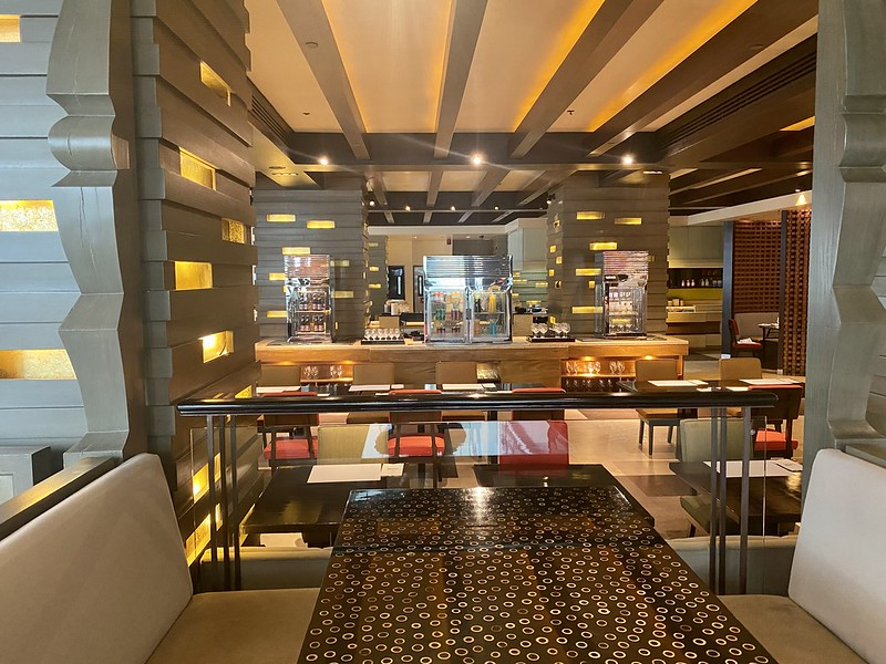 Cafe 1228, New World Makati Hotel