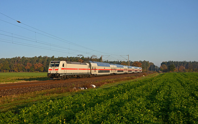 DB 146 558-2 - Rohrsen