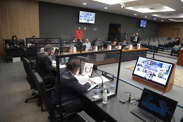 Acordo com PNUD para desenvolvimento do projeto Justiça 4.0