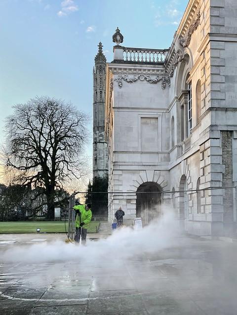 Cambridge 15 December