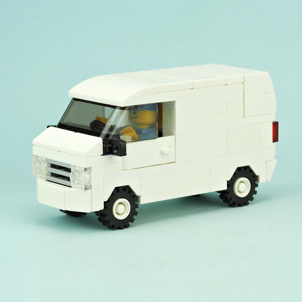White Van of 80's!